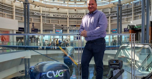 Chief Innovation Officer Brian Cobb From CVG To Speak at 5th Annual Airport PRM Leadership Conference