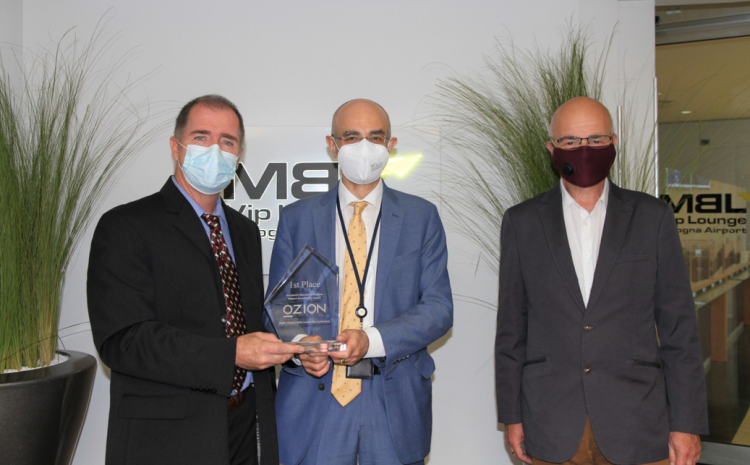 Bologna Guglielmo Marconi Airport wins PRM Award –  Finely balanced approach to Assisted Services proves key